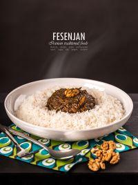 FESENJAN - Iranian traditional foods