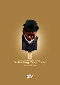 DAITY Ice cream - Detecting Your Taste - Hercule Poirot