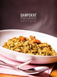 DAMPOKHT - Iranian traditional foods