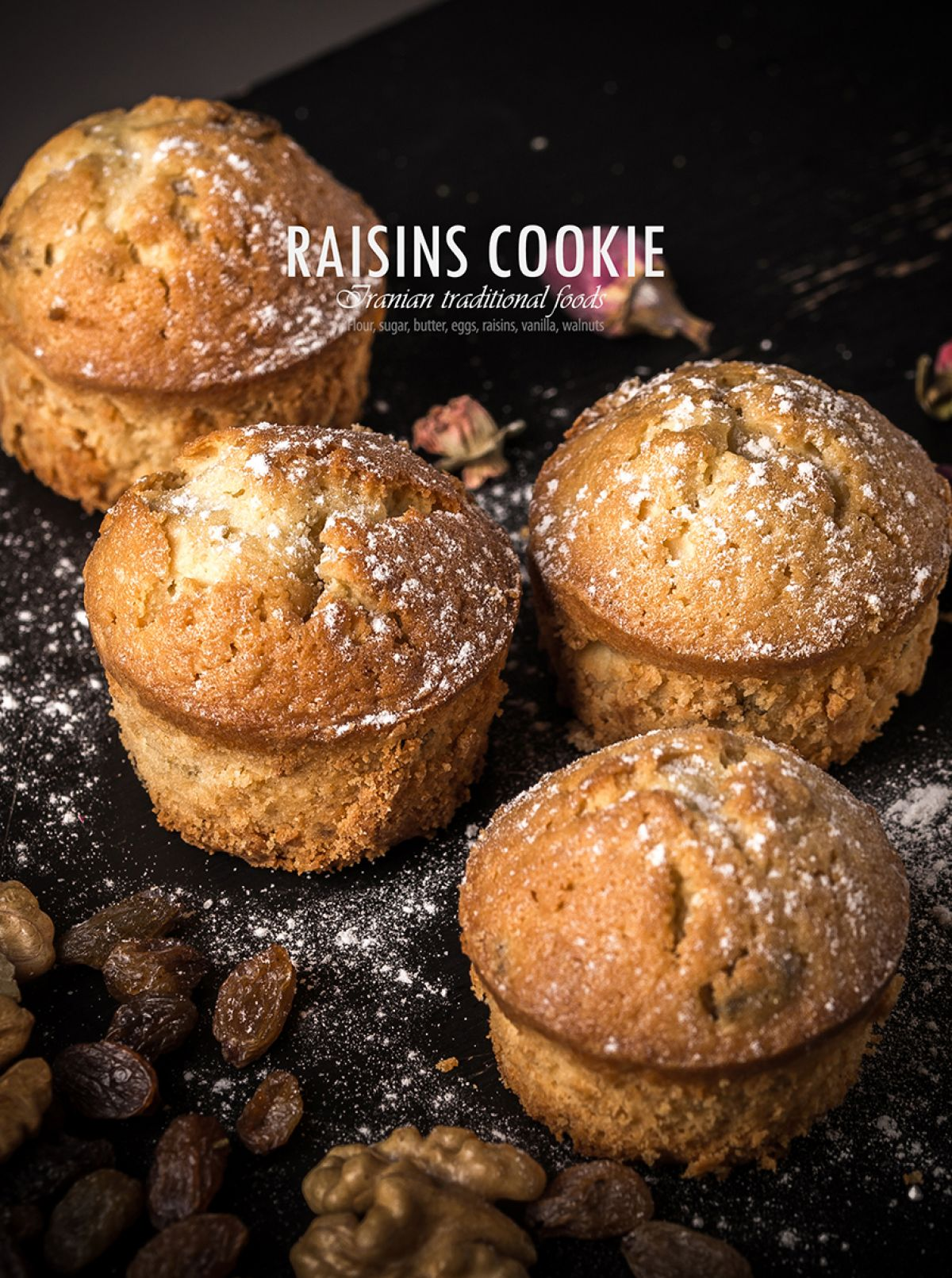 Raisins Cookie